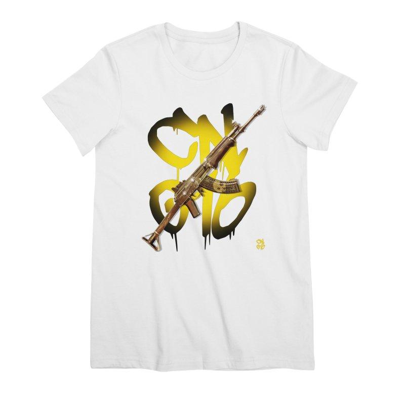 CasaNorte - Rynkky Women's Premium T-Shirt by Casa Norte's Artist Shop