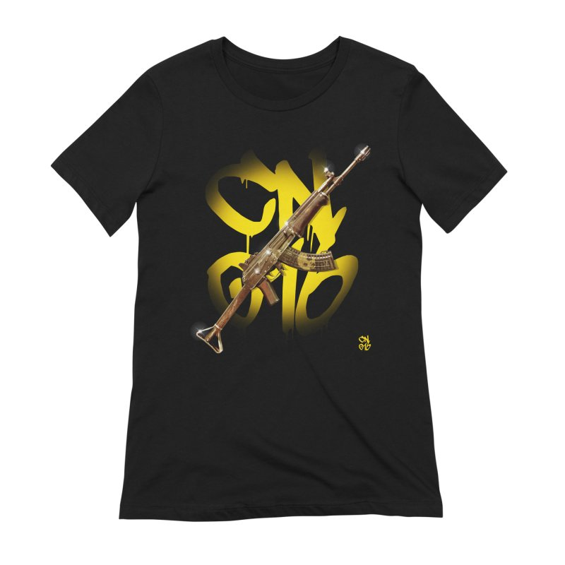 CasaNorte - Rynkky Women's Extra Soft T-Shirt by Casa Norte's Artist Shop