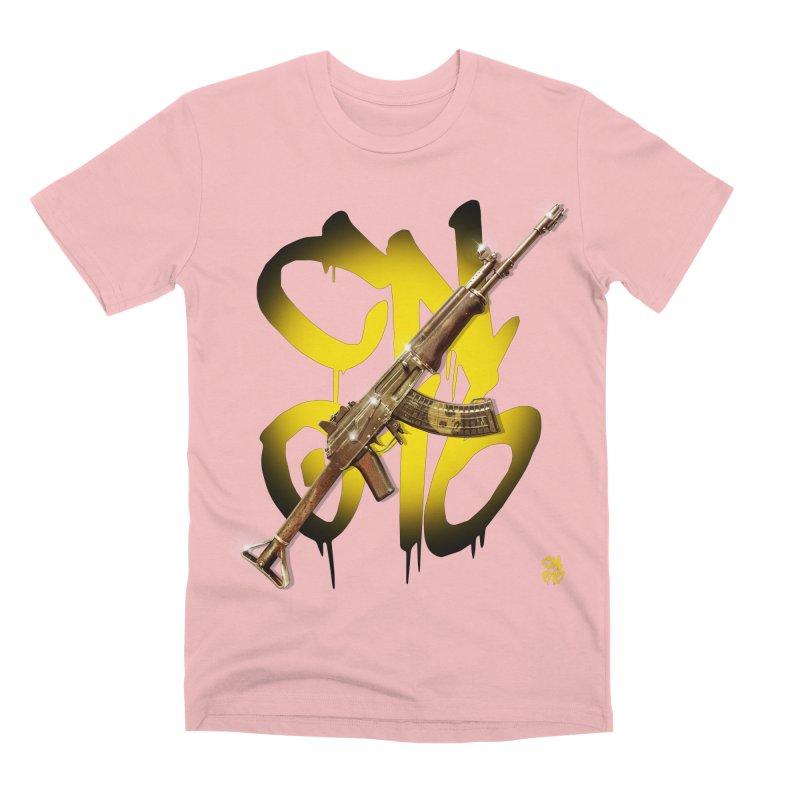 CasaNorte - Rynkky Men's Premium T-Shirt by Casa Norte's Artist Shop