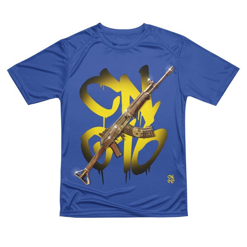 CasaNorte - Rynkky Men's Performance T-Shirt by Casa Norte's Artist Shop