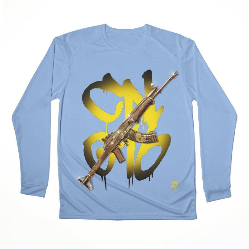 CasaNorte - Rynkky Women's Performance Unisex Longsleeve T-Shirt by Casa Norte's Artist Shop
