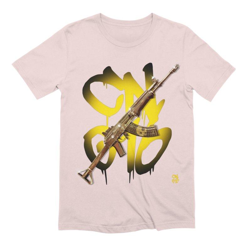 CasaNorte - Rynkky Men's Extra Soft T-Shirt by Casa Norte's Artist Shop