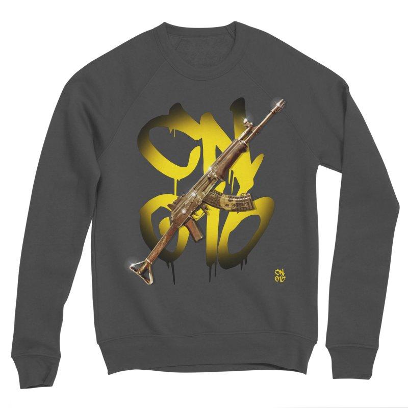 CasaNorte - Rynkky Men's Sponge Fleece Sweatshirt by Casa Norte's Artist Shop