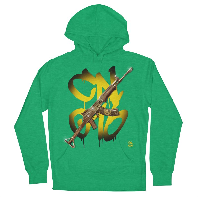 CasaNorte - Rynkky Men's French Terry Pullover Hoody by Casa Norte's Artist Shop