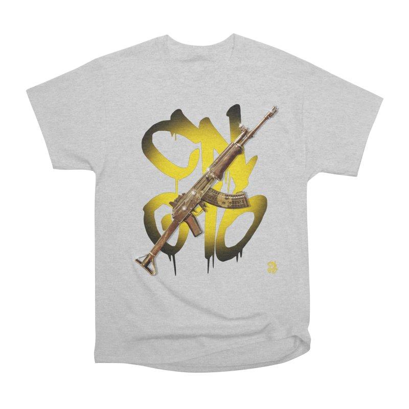 CasaNorte - Rynkky Women's Heavyweight Unisex T-Shirt by Casa Norte's Artist Shop