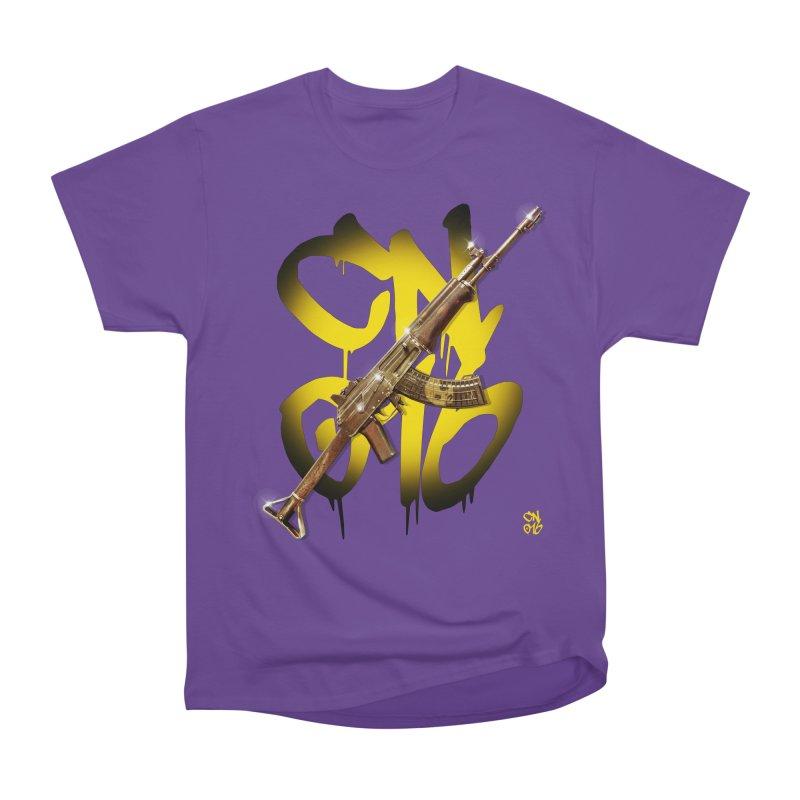 CasaNorte - Rynkky Men's Heavyweight T-Shirt by Casa Norte's Artist Shop