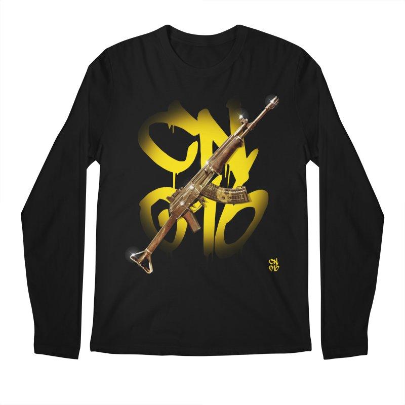CasaNorte - Rynkky Men's Regular Longsleeve T-Shirt by Casa Norte's Artist Shop