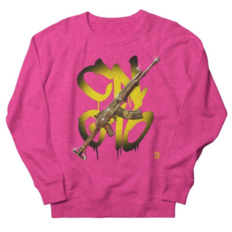CasaNorte - Rynkky Women's French Terry Sweatshirt by Casa Norte's Artist Shop