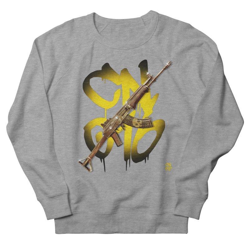 CasaNorte - Rynkky Men's French Terry Sweatshirt by Casa Norte's Artist Shop