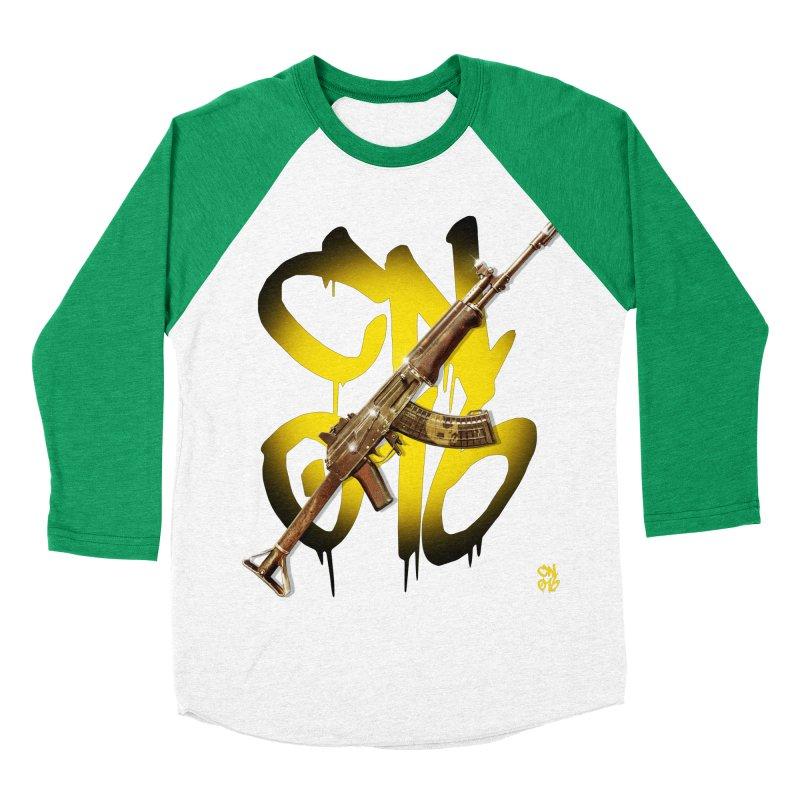 CasaNorte - Rynkky Women's Baseball Triblend Longsleeve T-Shirt by Casa Norte's Artist Shop