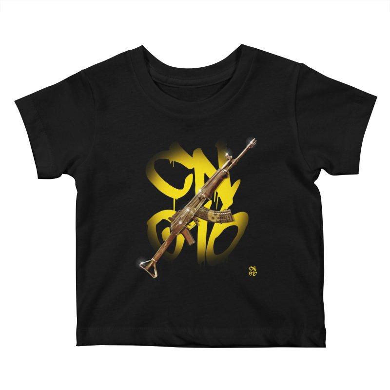 CasaNorte - Rynkky Kids Baby T-Shirt by Casa Norte's Artist Shop