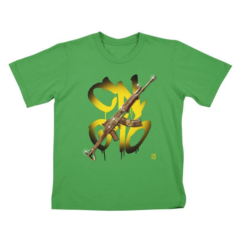 CasaNorte - Rynkky Kids T-Shirt by Casa Norte's Artist Shop