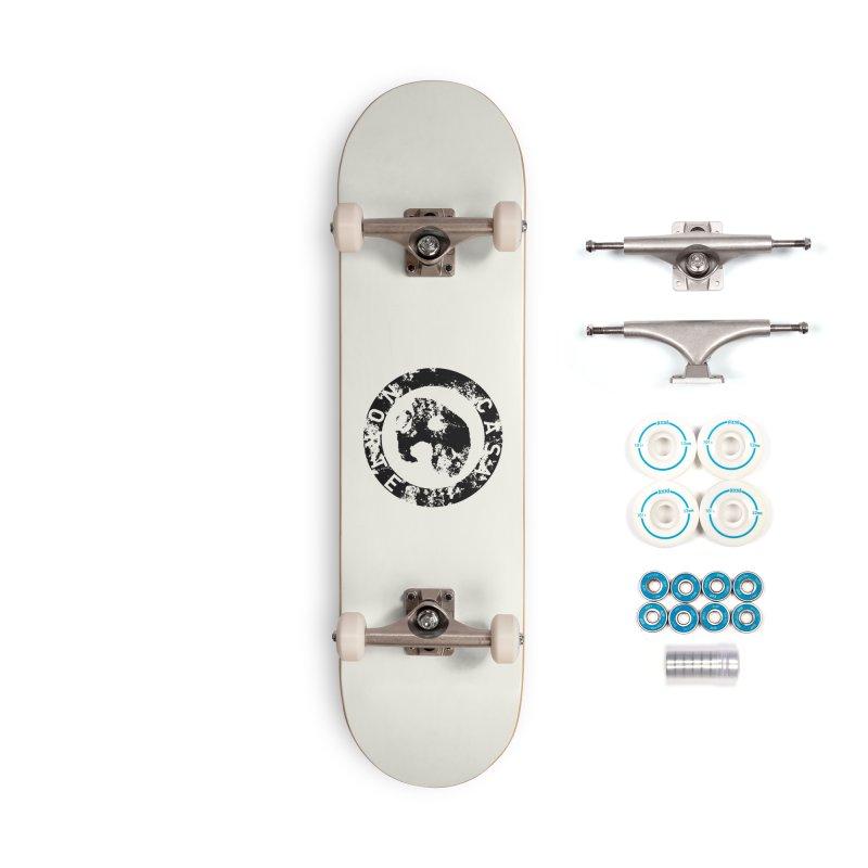 CasaNorte- CNring Accessories Complete - Basic Skateboard by Casa Norte's Artist Shop