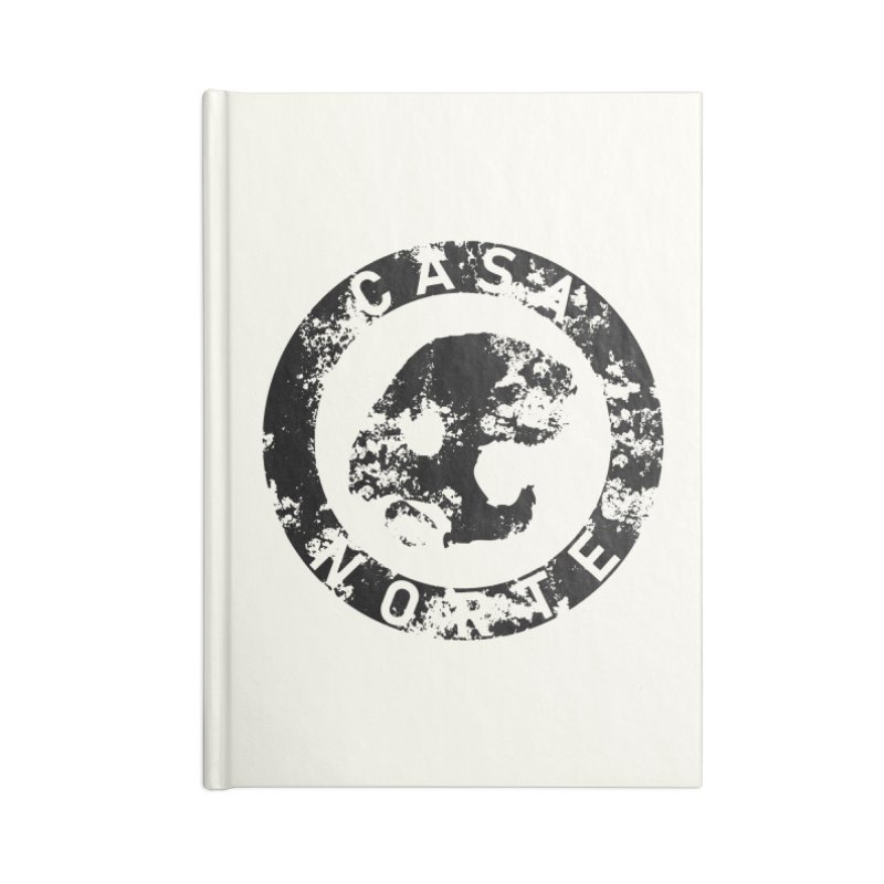 CasaNorte- CNring Accessories Blank Journal Notebook by Casa Norte's Artist Shop