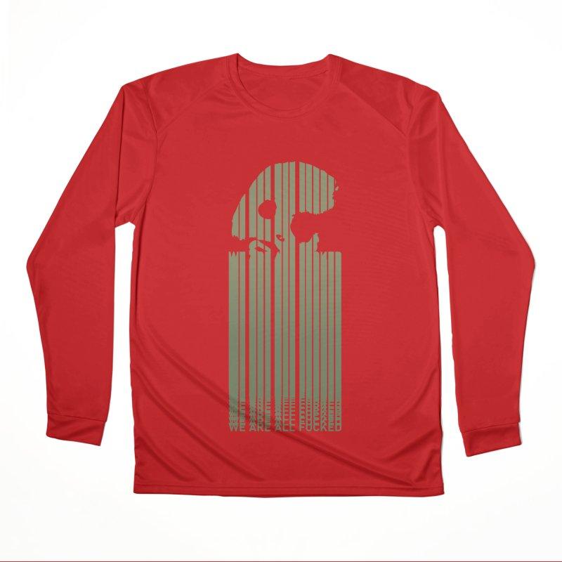 CasaNorte - CodeL Men's Performance Longsleeve T-Shirt by Casa Norte's Artist Shop