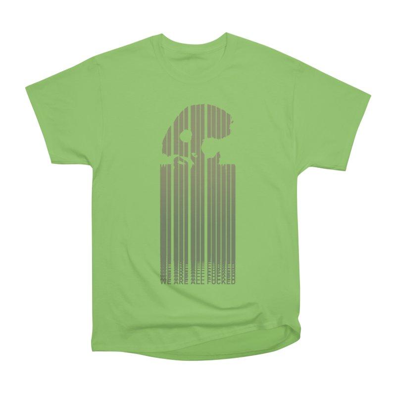 CasaNorte - CodeL Women's Heavyweight Unisex T-Shirt by Casa Norte's Artist Shop