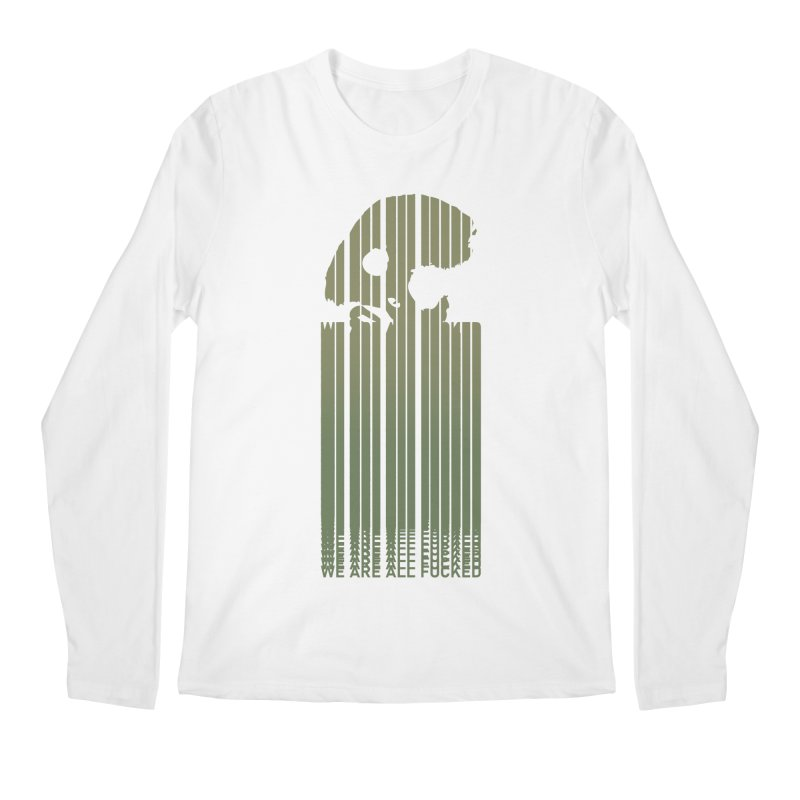 CasaNorte - CodeL Men's Regular Longsleeve T-Shirt by Casa Norte's Artist Shop