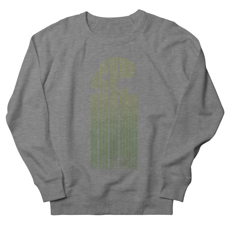 CasaNorte - CodeL Men's French Terry Sweatshirt by Casa Norte's Artist Shop