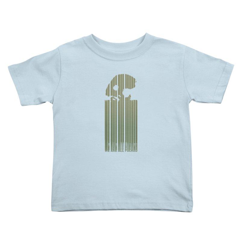 CasaNorte - CodeL Kids Toddler T-Shirt by Casa Norte's Artist Shop
