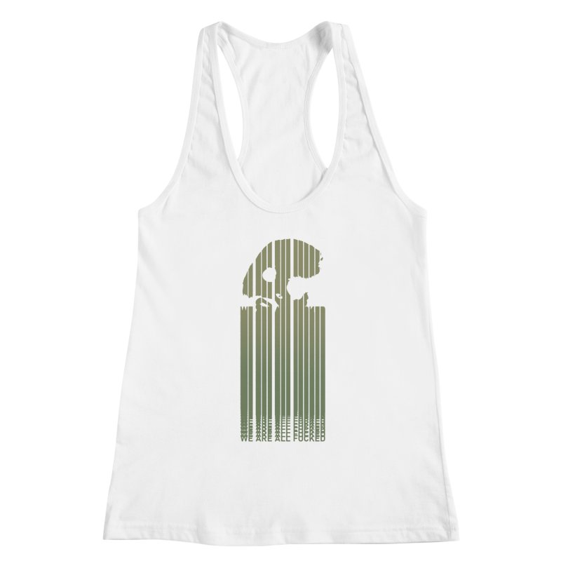 CasaNorte - CodeL Women's Racerback Tank by Casa Norte's Artist Shop