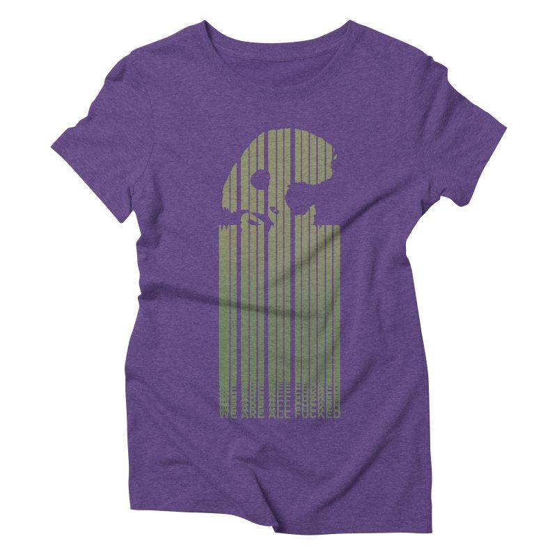 CasaNorte - CodeL Women's Triblend T-Shirt by Casa Norte's Artist Shop
