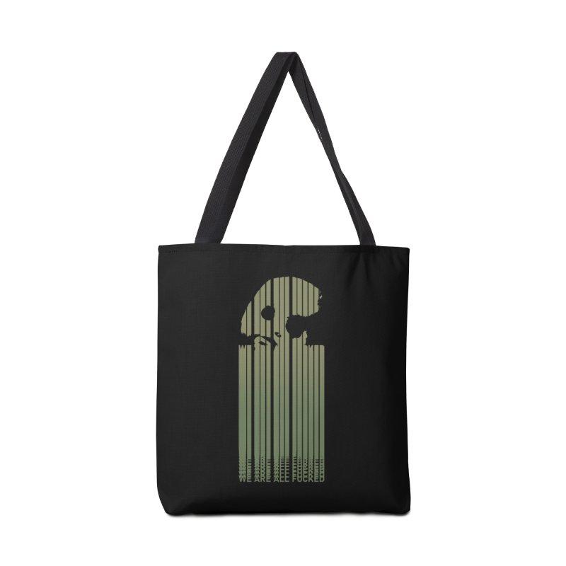 CasaNorte - CodeL Accessories Tote Bag Bag by Casa Norte's Artist Shop
