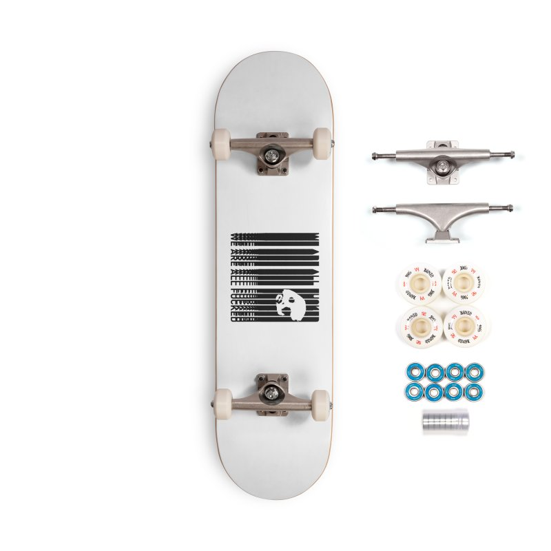 CasaNorte - CodeS Accessories Complete - Premium Skateboard by Casa Norte's Artist Shop