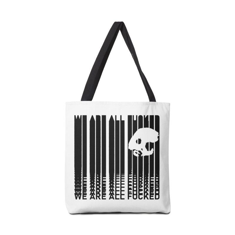 CasaNorte - CodeS Accessories Tote Bag Bag by Casa Norte's Artist Shop