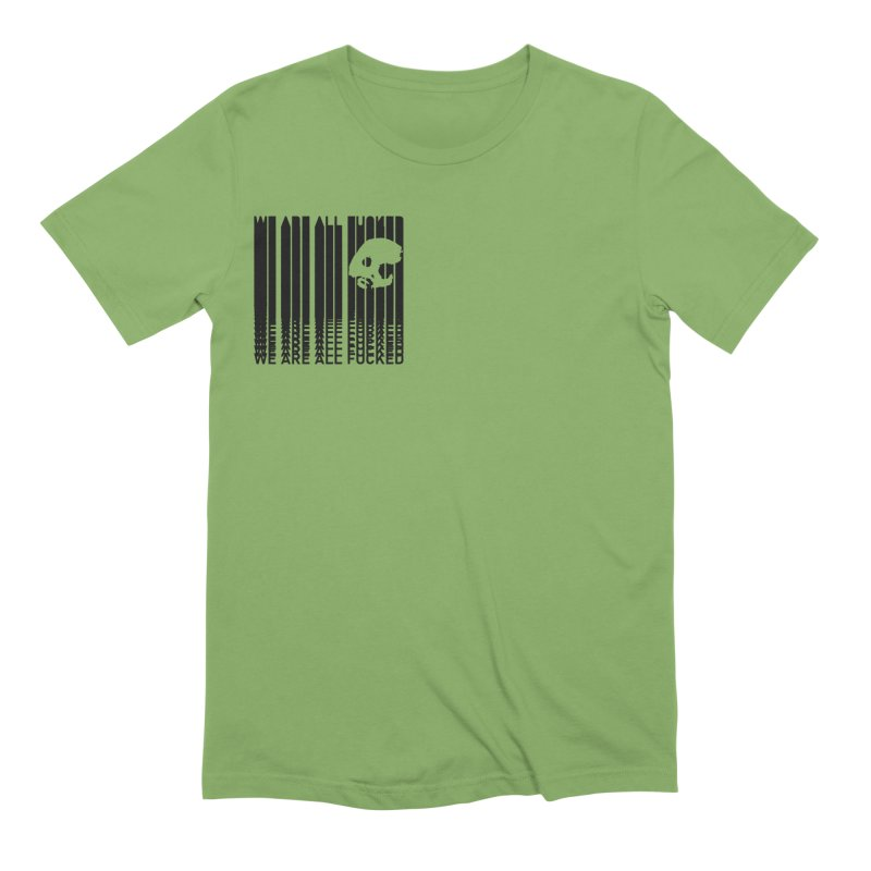 CasaNorte - CodeS Men's Extra Soft T-Shirt by Casa Norte's Artist Shop