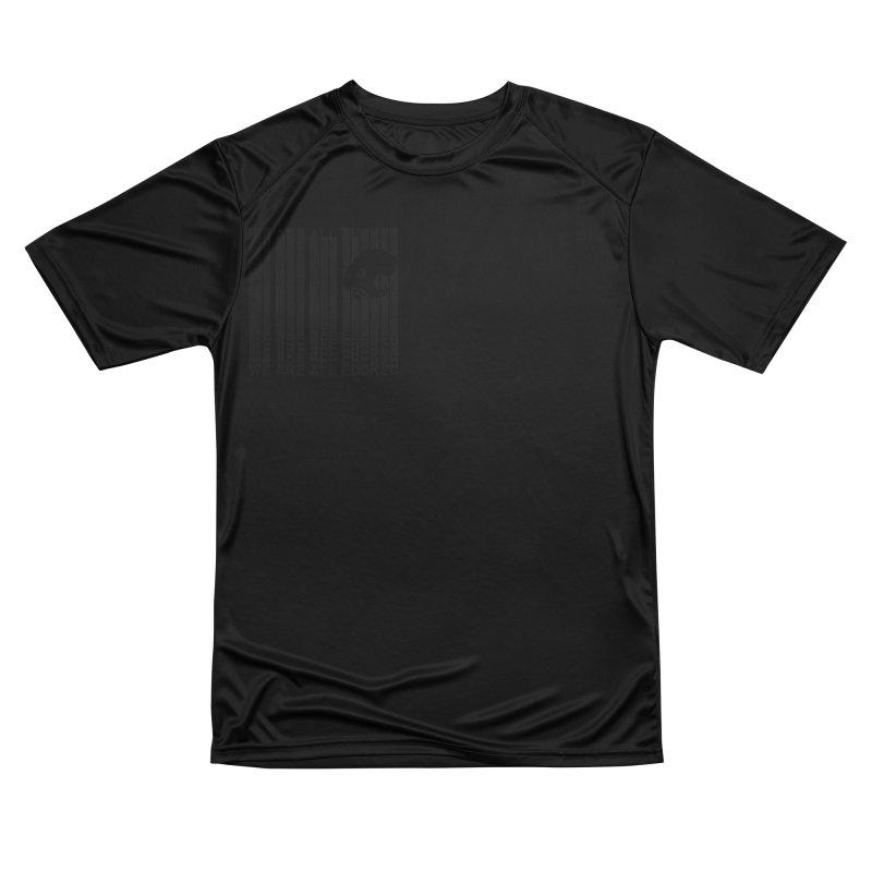 CasaNorte - CodeS Men's Performance T-Shirt by Casa Norte's Artist Shop
