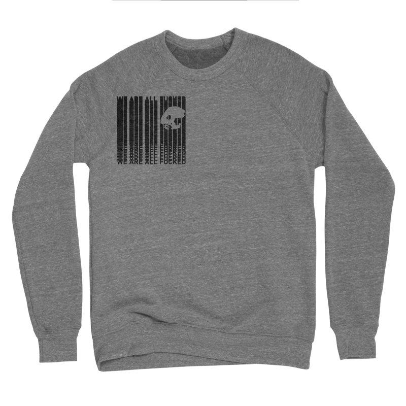 CasaNorte - CodeS Men's Sponge Fleece Sweatshirt by Casa Norte's Artist Shop