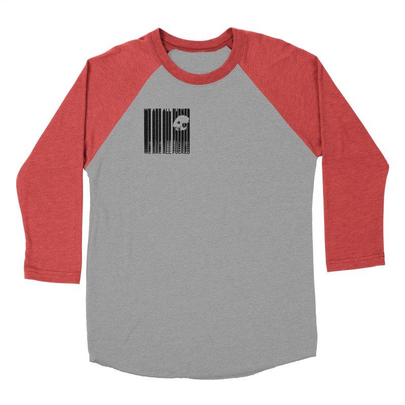 CasaNorte - CodeS Men's Baseball Triblend Longsleeve T-Shirt by Casa Norte's Artist Shop