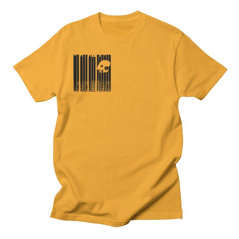 CasaNorte - CodeS Men's Regular T-Shirt by Casa Norte's Artist Shop
