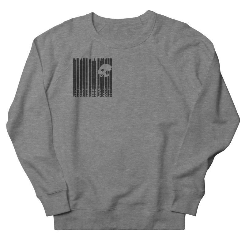 CasaNorte - CodeS Men's French Terry Sweatshirt by Casa Norte's Artist Shop