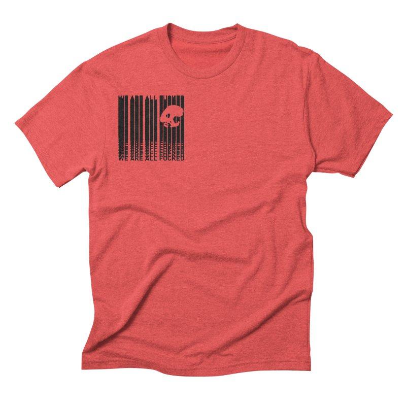 CasaNorte - CodeS Men's Triblend T-Shirt by Casa Norte's Artist Shop