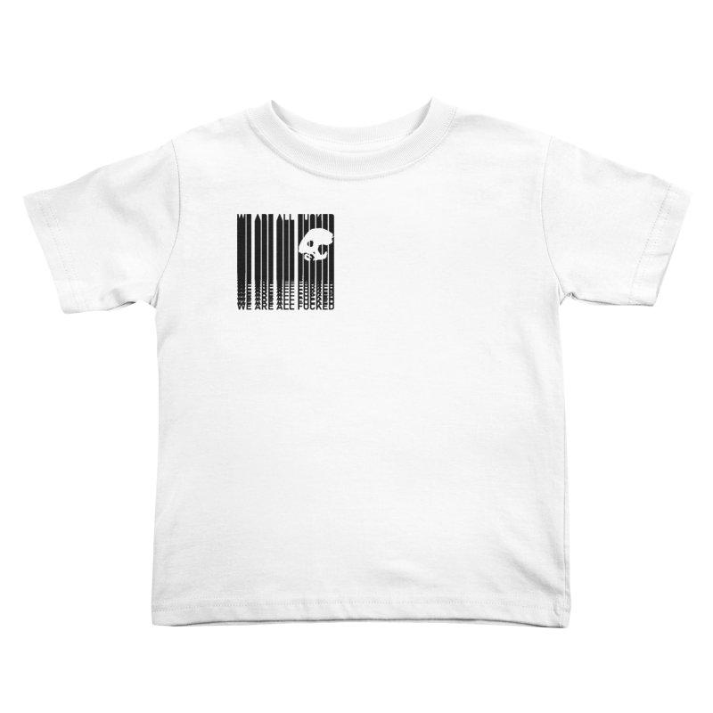 CasaNorte - CodeS Kids Toddler T-Shirt by Casa Norte's Artist Shop