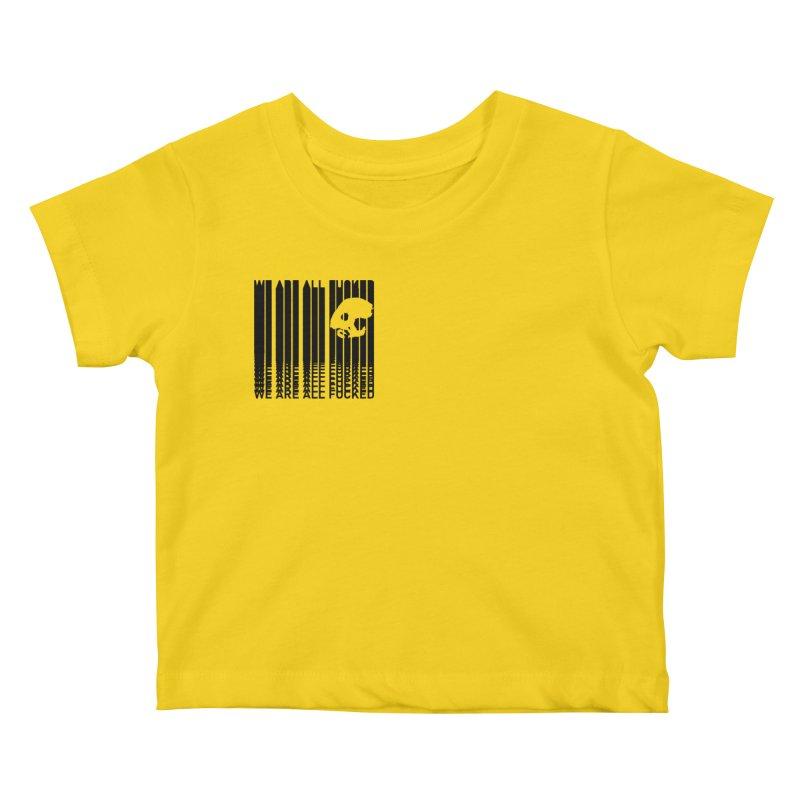 CasaNorte - CodeS Kids Baby T-Shirt by Casa Norte's Artist Shop