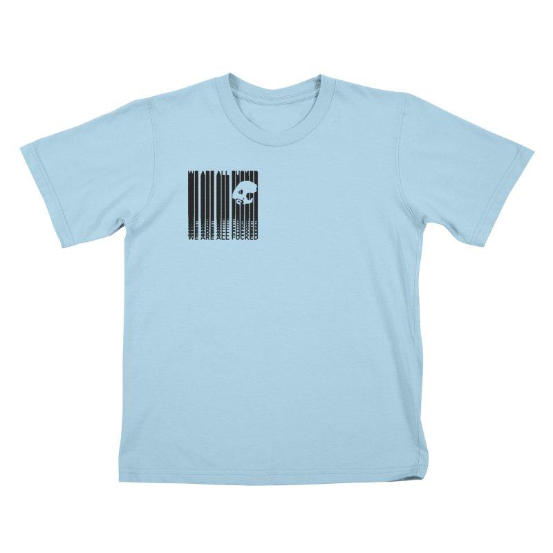 CasaNorte - CodeS Kids T-Shirt by Casa Norte's Artist Shop