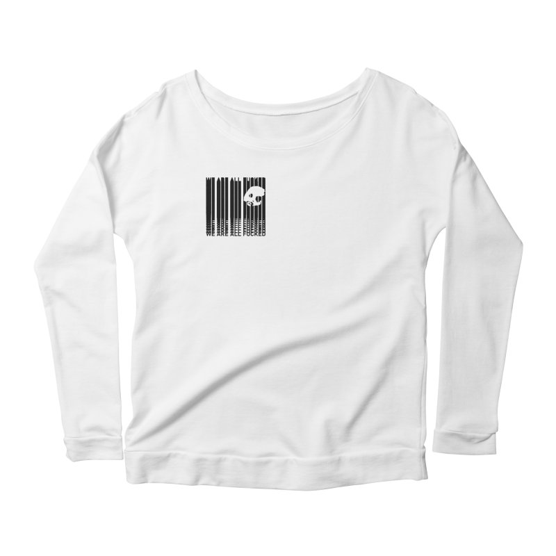 CasaNorte - CodeS Women's Scoop Neck Longsleeve T-Shirt by Casa Norte's Artist Shop