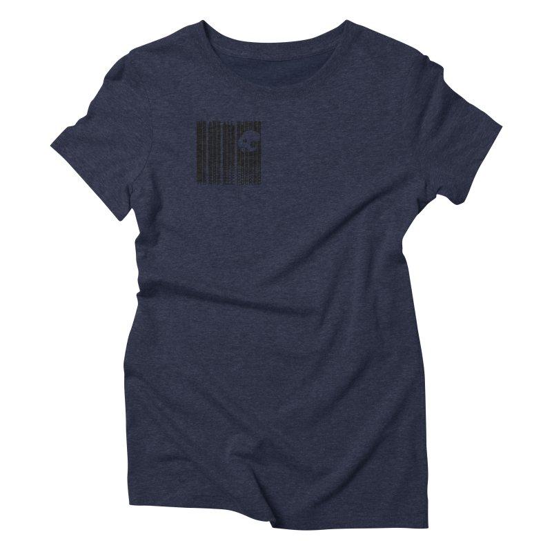 CasaNorte - CodeS Women's Triblend T-Shirt by Casa Norte's Artist Shop