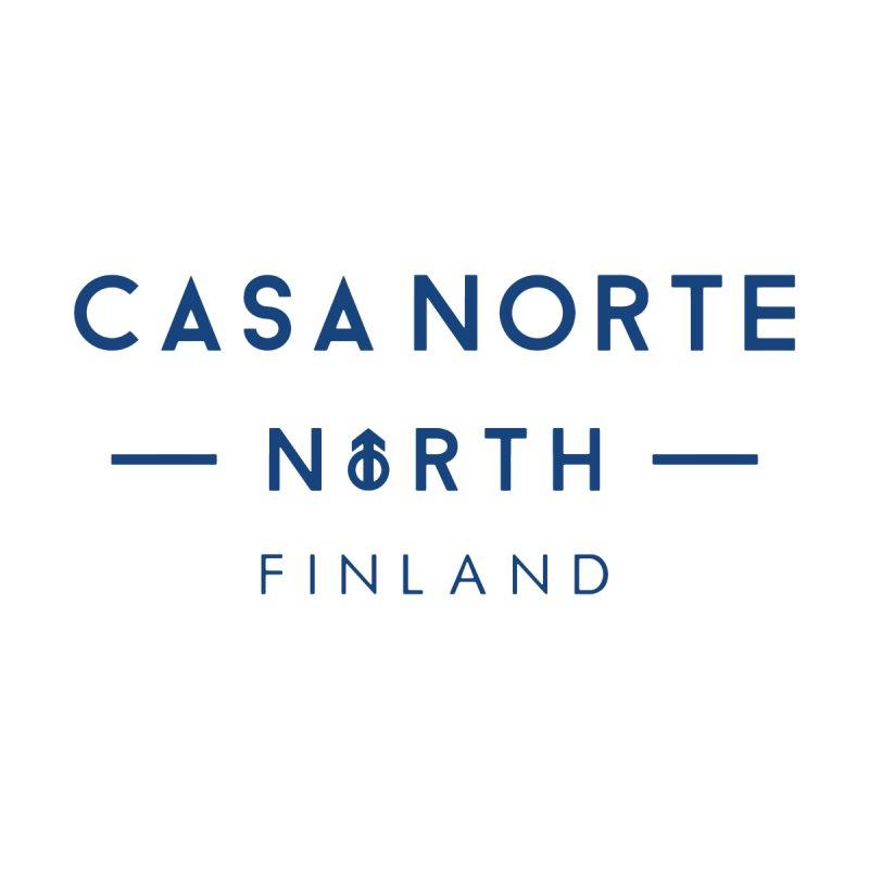 CasaNorte - FinCasa Men's Zip-Up Hoody by Casa Norte's Artist Shop