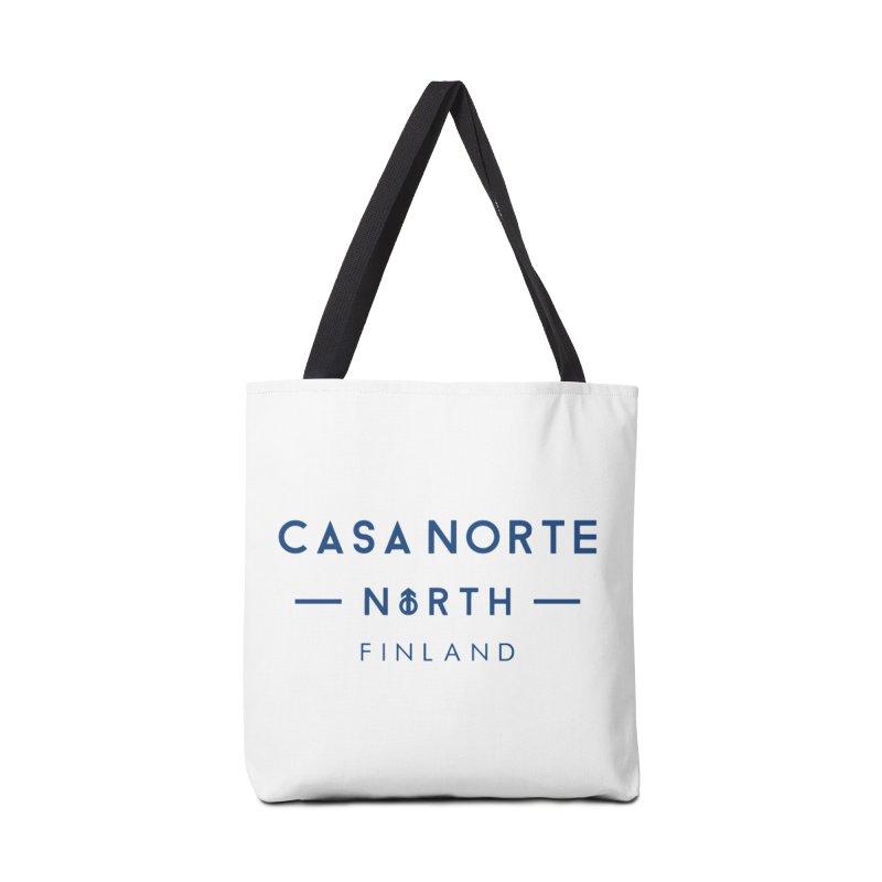 CasaNorte - FinCasa Accessories Tote Bag Bag by Casa Norte's Artist Shop