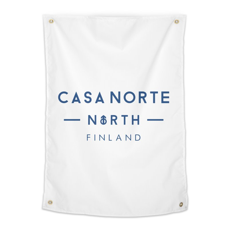 CasaNorte - FinCasa Home Tapestry by Casa Norte's Artist Shop