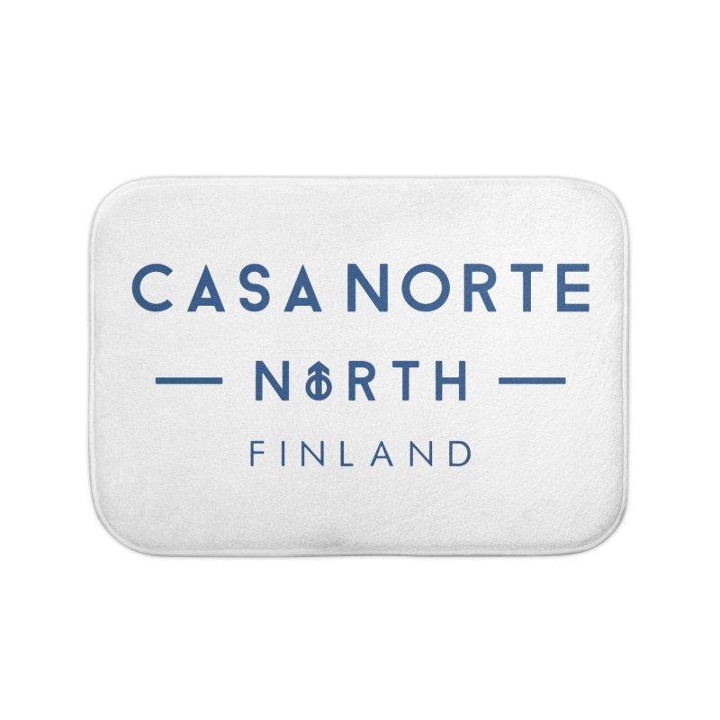 CasaNorte - FinCasa Home Bath Mat by Casa Norte's Artist Shop