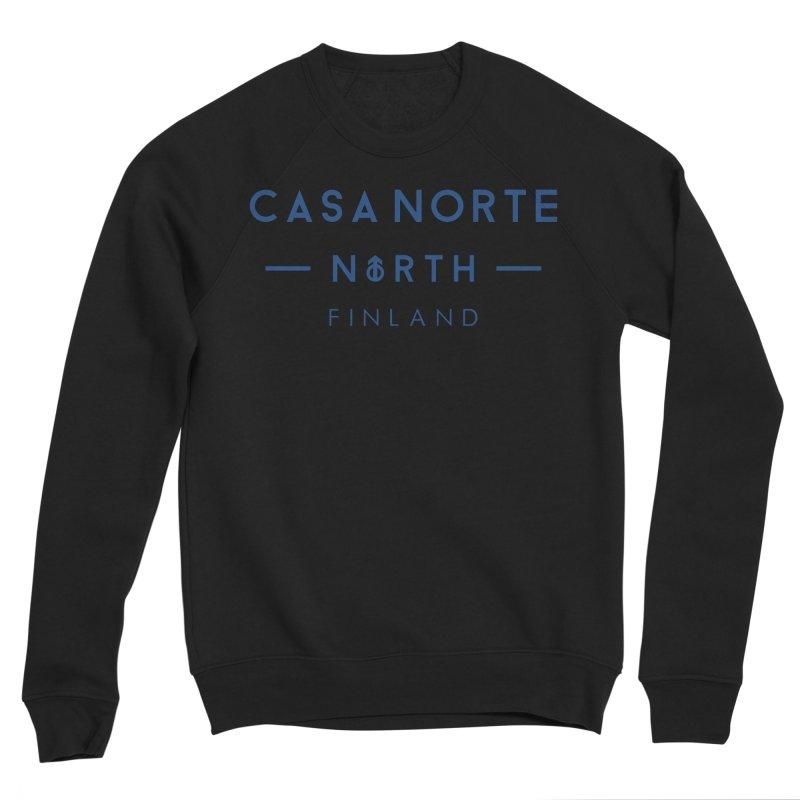 CasaNorte - FinCasa Women's Sponge Fleece Sweatshirt by Casa Norte's Artist Shop