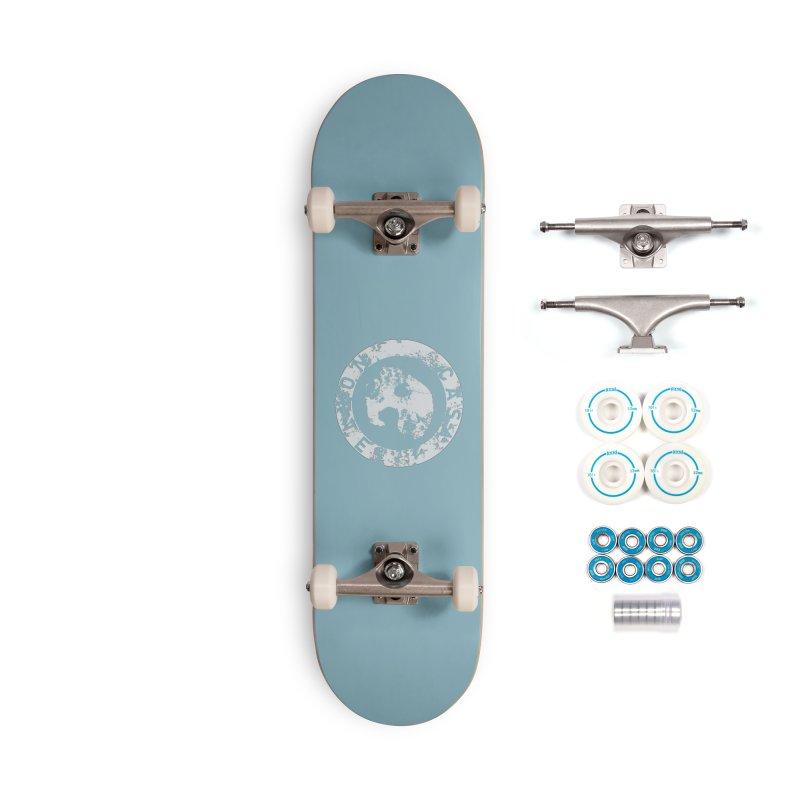 CasaNorte - CNRingW Accessories Complete - Basic Skateboard by Casa Norte's Artist Shop