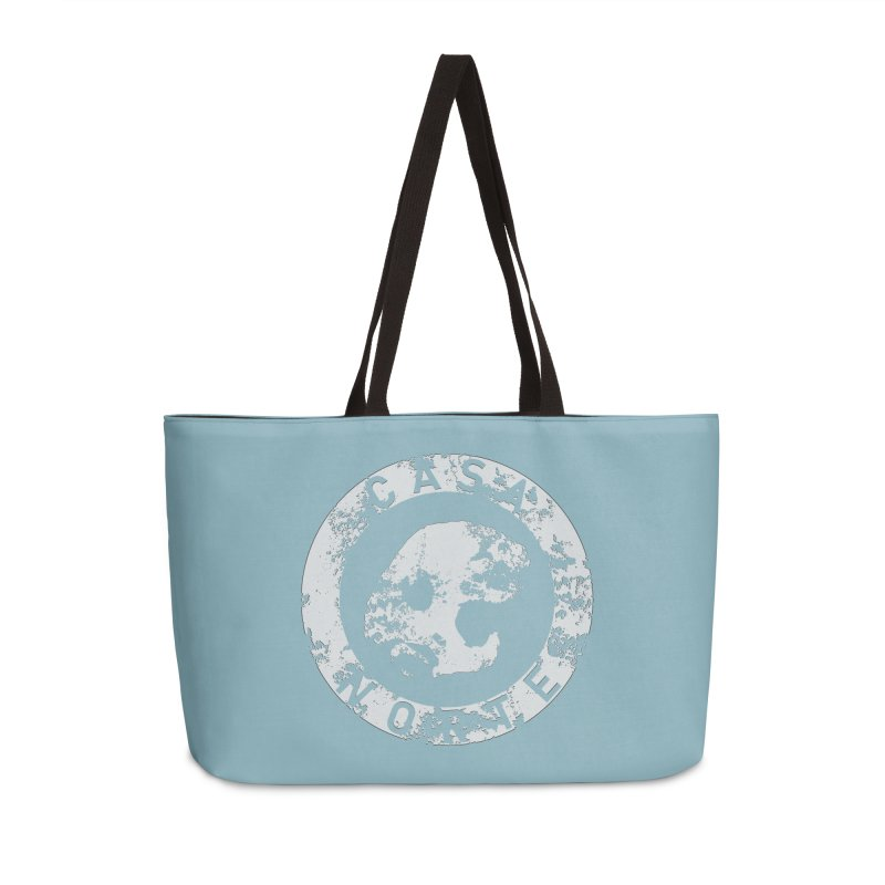 CasaNorte - CNRingW Accessories Weekender Bag Bag by Casa Norte's Artist Shop