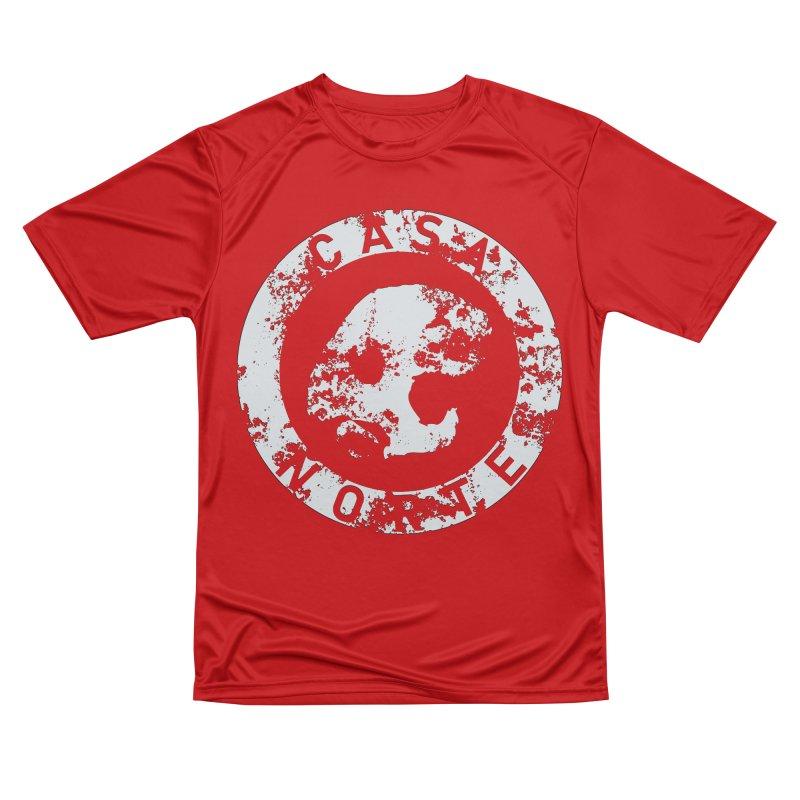 CasaNorte - CNRingW Men's Performance T-Shirt by Casa Norte's Artist Shop