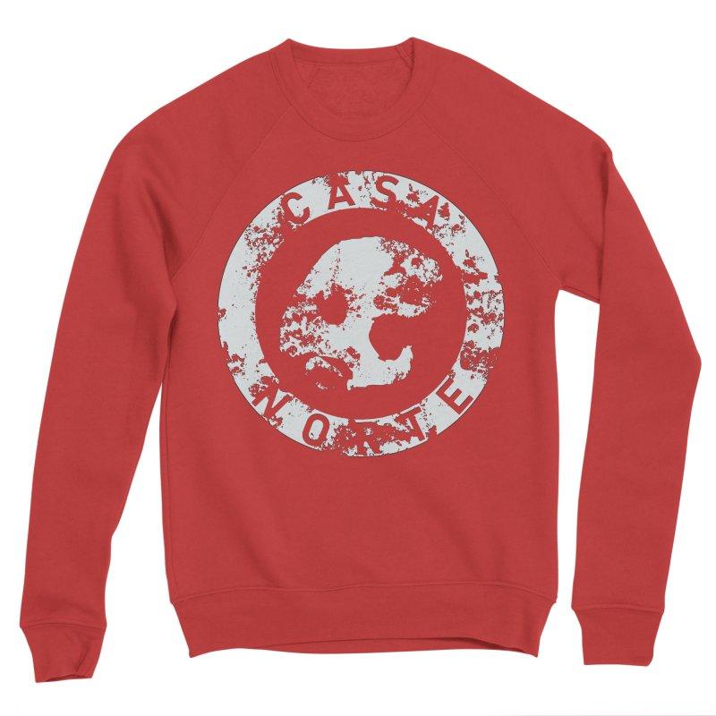 CasaNorte - CNRingW Men's Sponge Fleece Sweatshirt by Casa Norte's Artist Shop