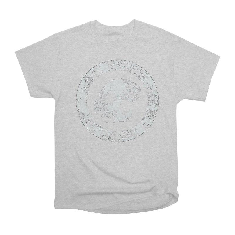 CasaNorte - CNRingW Women's Heavyweight Unisex T-Shirt by Casa Norte's Artist Shop